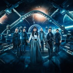 "WITHIN TEMPTATION Releases Music Video For ""The Reckoning"" Feat. PAPA ROACH's JACOBY SHADDIX"