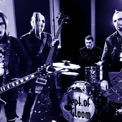 DEPT. OF GLOOM Aussie Hard Rock Supergroup Release, 'I Dare You'.