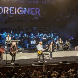 Foreigner – Sydney Opera House – October 18, 2018