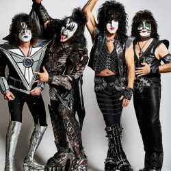 KISS Announce End Of The Road World Tour For Australia 2019