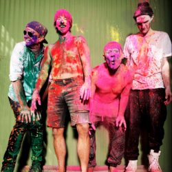 RED HOT CHILI PEPPERS Return to Australia for a Nationwide tour