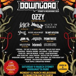 Download 3rd Line Up Announcement