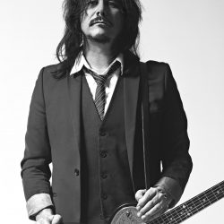 GILBY CLARKE: Signs Global Deal with Golden Robot Records. Former Guns N Roses Guitarist To Release First Solo Album In 15 Years!