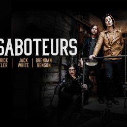 THE SABOTEURS Announce First Ever Auckland, Melbourne & Sydney Headline Shows