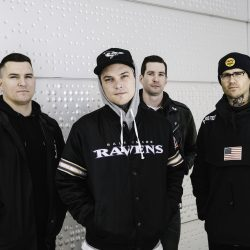 THE AMITY AFFLICTION – Announce Australian Tour with Underøath, Crossfaith & Pagan