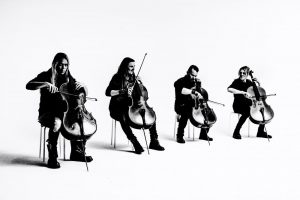APOCALYPTICA announce massive Sydney Opera House and Melbourne Hamer Hall shows September 2019!