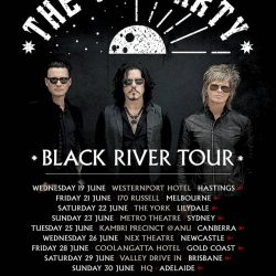 THE TEA PARTY Announce Black River Australian Tour