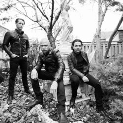 Danko Jones – Crowbar, Sydney – September 7, 2019