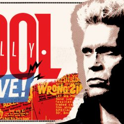 BILLY IDOL Announces Brisbane & Sydney Headline Shows – January/February 2020 | First Artist Announced For Melbourne's 2020 AO Live Stage