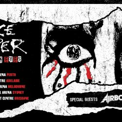 ALICE COOPER ANNOUNCES 2020 AUSTRALIAN TOUR