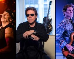 "Rock Legend GEORGE THOROGOOD Is Bringing The ""Good To Be Bad / 45 Years Of Rock"" Tour To Australia This January"