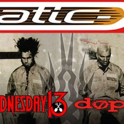 STATIC-X + WEDNESDAY 13 + DOPE Announce August 2019 Australian Tour