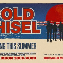 COLD CHISEL announce national summer concert tour!