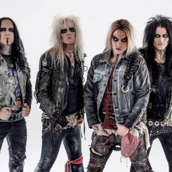CRASHDIET With Special Guest Jizzy Pearl's Love Hate Announce Australian Tour