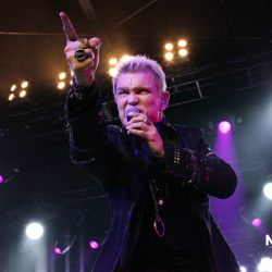 Billy Idol – Hordern Pavilion, Sydney – February 1, 2020