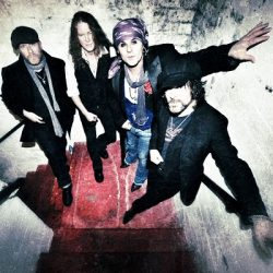 Quireboys / LA Guns Australian Tour ticket deal