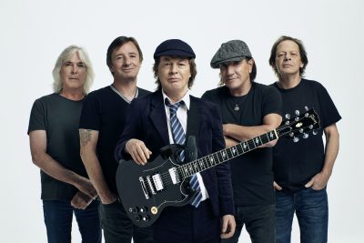 AC/DC Announce New Album 'Power Up' And Debut New Single 'Shot In The Dark'