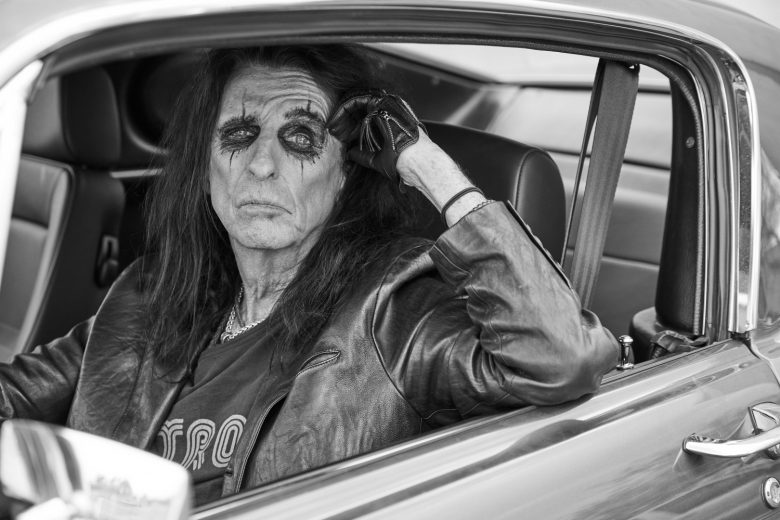 Alice Cooper (Video Interview)