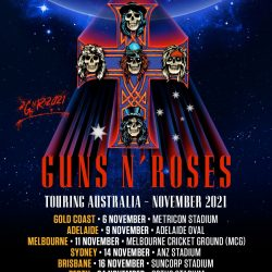 GUNS N' ROSES Announce Australian Stadium Tour