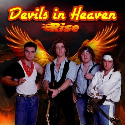 """DEVILS IN HEAVEN will """"Rise"""" on June 25th, 2021!"""