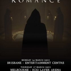 MY CHEMICAL ROMANCE Australian Tour Confirmed For 2022.