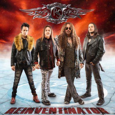 Rock Sugar – 'Reinventinator'