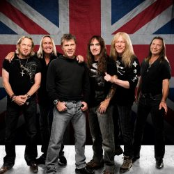 """IRON MAIDEN Reveal First New Music In 6 Years With Spectacular Animated Video """"The Writing On The Wall"""""""