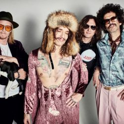 THE DARKNESS announce new release of Album MOTORHEART & title track single