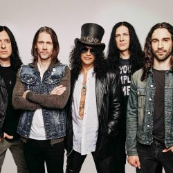SLASH Ft Myles Kennedy & The Conspirators Announce New Album '4' To Be Released February 11, 2022